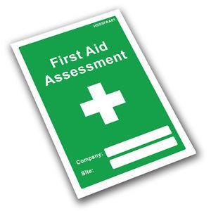 Risk Assessment Training - Fife Medical Group
