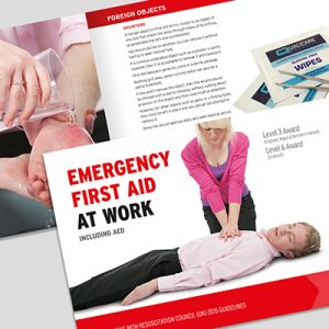 EMERGENCY FIRST AID AT WORK TRAINING FIFE FIRST AID