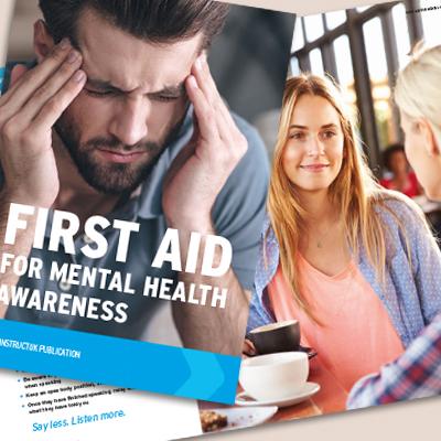 Mental Health First Aid Awareness Fife