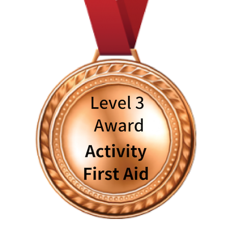 Level 23 Award in Activity First Aid England wales and NI