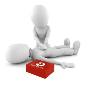 cpr fife first aid training
