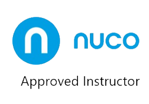Accreditations - nuco approved instructor image