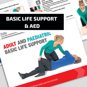 BLS & AED BASIC LIFE SUPPORT AND AUTOMATIC EXTERNAL DEFIBRILLATION COURSE