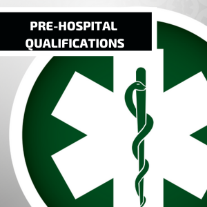 FIFE FIRST AID PRE-HOSPITAL QUALIFICATIONS