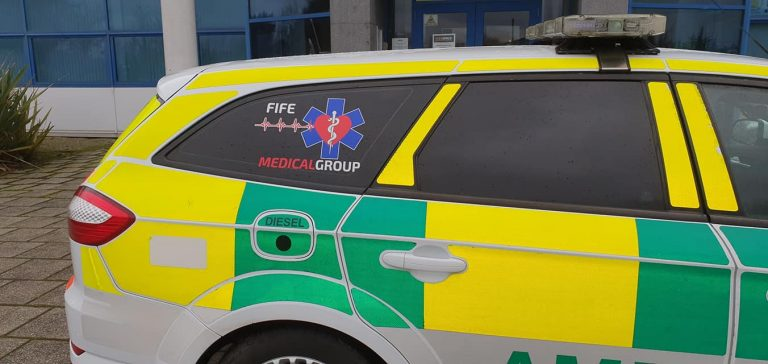 fife medical group events cover across scotland and the uk