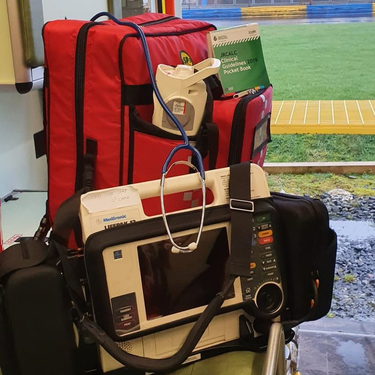 EQUESTIRAN EVENTS - FIRST AID - FIFE MEDICAL GROUP