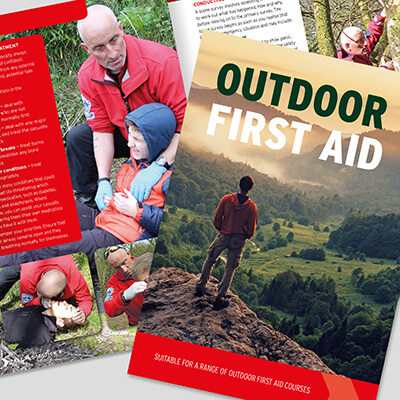 OUTDOOR FIRST AID TRAINING FIFE FIRST AID KIRKCALDY COURSES