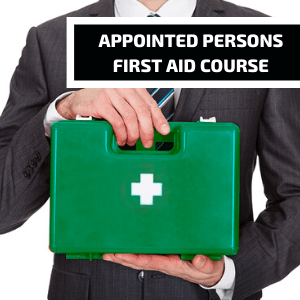 APPOINTED PERSONS FIRST AID COURSE WITH FIFE MEDICAL GROUP SCOTLAND