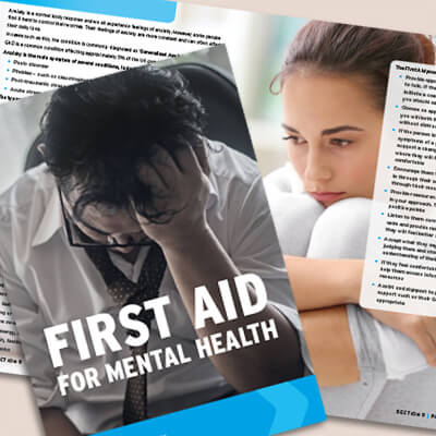 First Aid for Mental Health Fife First Aid Training Kirkcaldy training courses dundee perth edinburgh fife