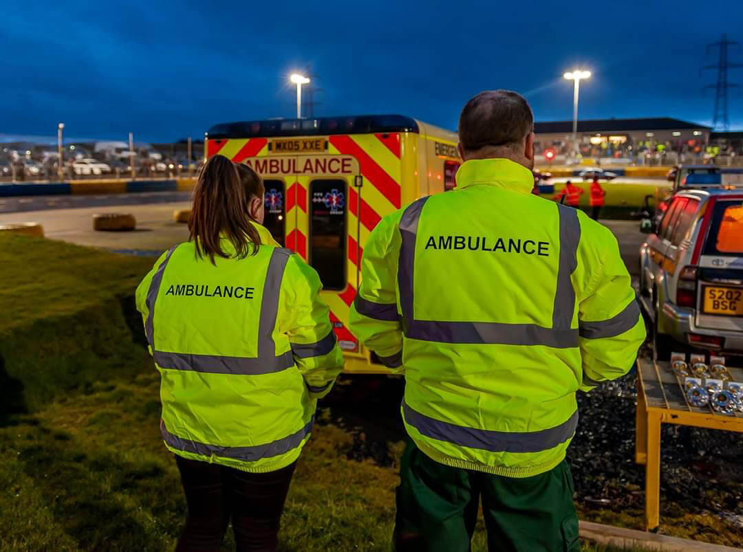 FIRST AID COVER AT YOUR EVENT - FIFE MEDICAL GROUP - SCOTLAND