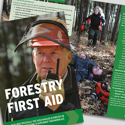 Forestry First Aid Training Course by Fife Medical Group