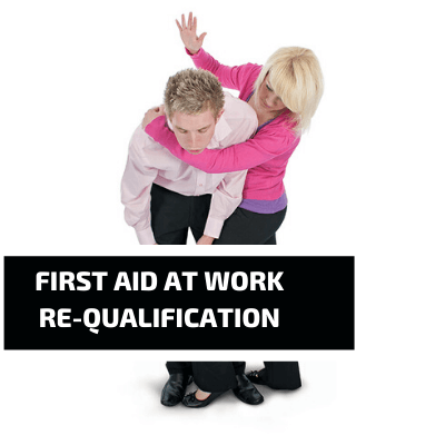 First Aid at work re-qualification - Image - Fife Medical Group - Serving Scotland and the UK