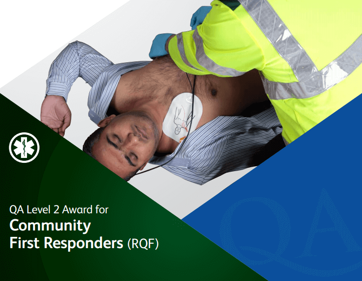 Level 2 Award for first responders RQF