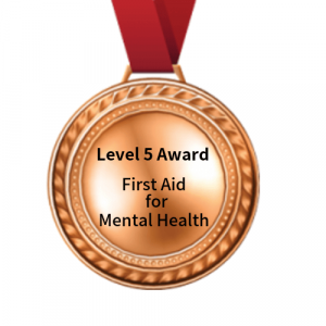 Level 5 Award First Aid for Mental Health Training Courses Suicidal Fife First Aid Kirkcaldy Michael Braid