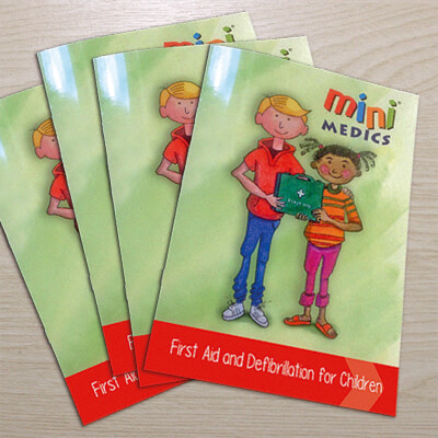 Mini Medics GROUP - FIRST AID TRAINING FOR KIDS CHILDREN - Fife Medical Group