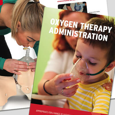OXYGEN THERAPY NUCO BOOKLET ADMINISTRATION COURSE - FIFE MEDICAL GROUP - SCOTLAND