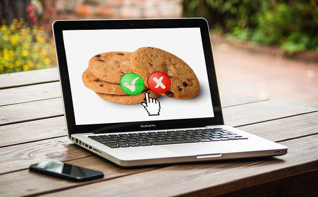 Allow cookies on your website