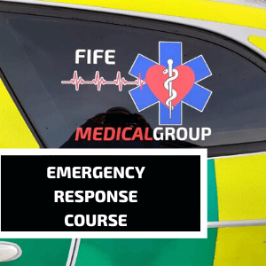 Emergency Response First Aid Course Training by Fife Medical Group, serving Scotland and the whole of the UK