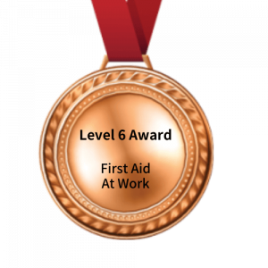 Level 6 First Aid at work training course with Fife Medical Group