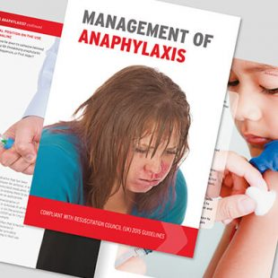 Management of Anaphylaxis