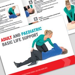 ADULT-Basic life support fife first aid training