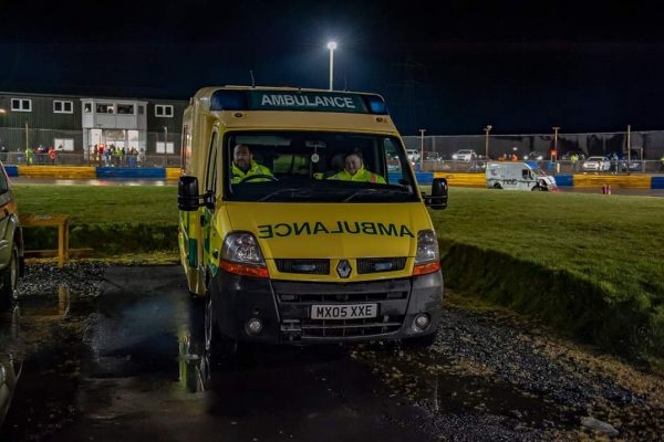 AMBULANCE COVER - EVENT COVER - FIFE MEDICAL GROUP