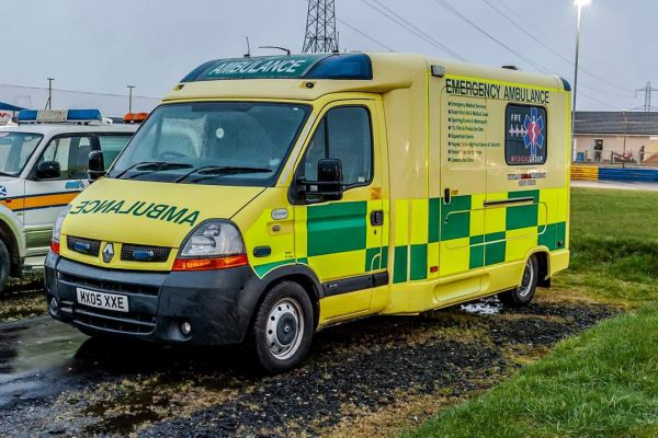 AMBULANCE - EVENT COVER - FIRST AID - FIFE MEDICAL GROUP