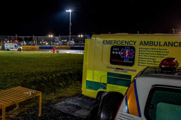 COVERING MEDICAL EVENTS ACROSS SCOTLAND - FIFE MEDICAL GROUP