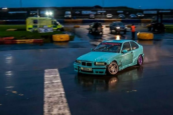 DRIFTLAND - CARS - FIRST AID - FIFE MEDICAL GROUP - TRACK