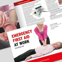 Emergency First Aid at Work - Nuco - Fife Medical Group - Training Courses - Scotland UK