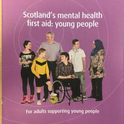 Scottish First Aid Mental Health for Young People - Fife First Aid Training - Michael Braid CEO - Kirkcaldy - Scotland