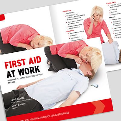 First Aid at Work - Fife Medical Group - training - Scotland (1)