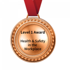 Level 1 Award - Health and safety in the workplace - First Aid Training Courses with Fife Medical Group