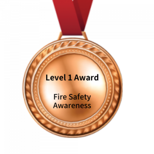 Level 1 Award in Fire Safety Awareness with Fife Medical Group in Scotland, UK - No.1 in First Aid Training