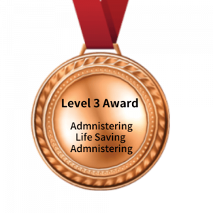 Level 3 Award in Administering Life Saving Medication Training Course with Fife Medical Group - No.1 Training in First Aid across Scotland and the UK