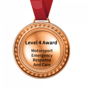 Level 4 Award in Motorsport Emergency Response and Care with Fife Medical Group - No.1 in First Aid Training Scotland and the UK