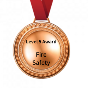 Level 5 Award in Fire Safety with Fife Medical Group - First Aid Training Courses across Scotland and the UK. No.1 in First Aid Training courses