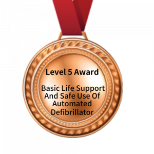 Level 5 Award Basic Life Support and Safe Use of an Automated Defibrillation Training Course Fife Medical Group